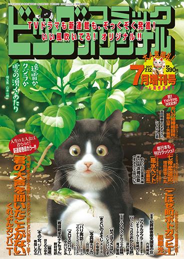 ビッグコミックオリジナル7月増刊号 2017年7月12日