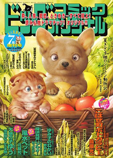 ビッグコミックオリジナル7月増刊号 2018年7月12日号