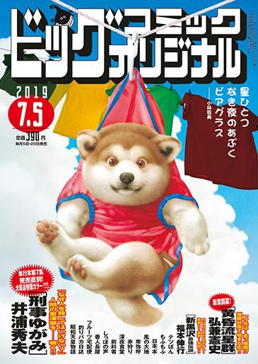 ビッグコミックオリジナル13号 2019年7月5日号