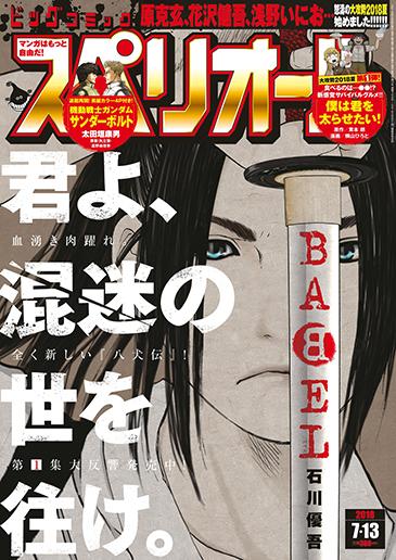 ビッグコミックスペリオール第14号 2018年7月13日号