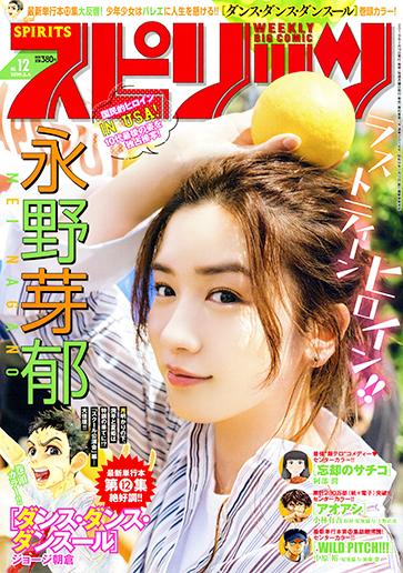 ビッグコミックスピリッツ第12号 2019年3月10日号