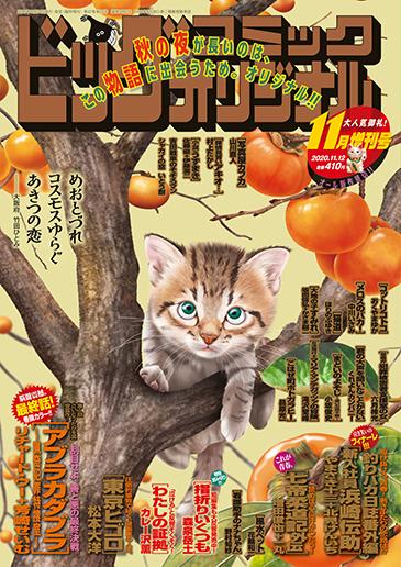 ビッグコミックオリジナル増刊号 11月12日増刊号